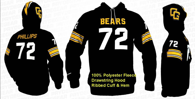 55913b835f3 Clearbrook-Gonvick District 2311 - Bear Wear Pryde Gear orders
